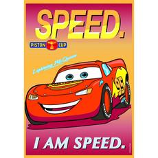 Παιδικό χαλί Disney Cars 011