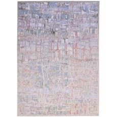 Καλοκαιρινό χαλί Royal Carpet Broderi G053 Silver