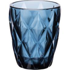 Ποτήρια ουίσκι Cryspo Trio καρέ μπλε