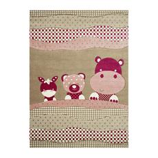 Χαλί koulis Carpets Kids 1969A Beige-Pink