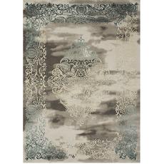 Χαλί Koulis Carpets Retro 9339A Blue