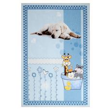 Παιδικό καλοκαιρινό χαλί Living Carpets Astra 73008-021