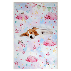Παιδικό καλοκαιρινό χαλί Living Carpets Astra 73009-021