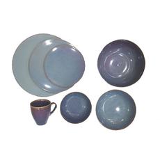 Σερβίτσιο πιάτων Cryspo Trio Azure