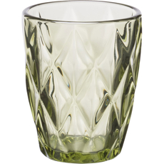 Ποτήρια ουίσκι Cryspo Trio καρέ green