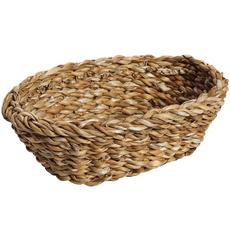 Ψωμιερα οβαλ l seagrass 28χ22χ10 εκ
