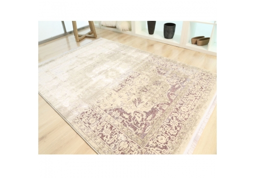 Χαλί Royal Carpet Royal Drama 58028 Beige Purple